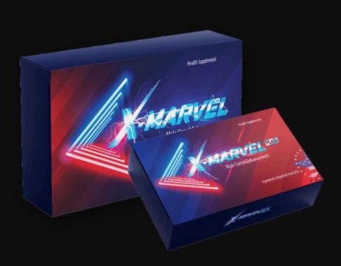 X-Marvel (Икс-Марвел) - капсулы для улучшения состояния нервной системы и здоровья