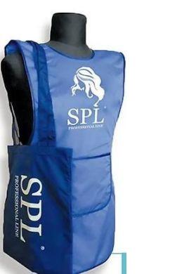 Фартук двухсторонний SPL (синий)
