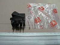 Выключатель обогрева заднего стекла ВАЗ (Дорожная Карта). 147-40.22A