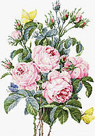 """Набор для вышивки крестом """"Букет роз"""" BА2373"""