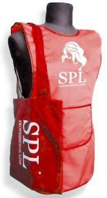 Фартук двухсторонний SPL (красный)