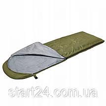 Спальный мешок SportVida SV-CC0012 Green/Grey, фото 3