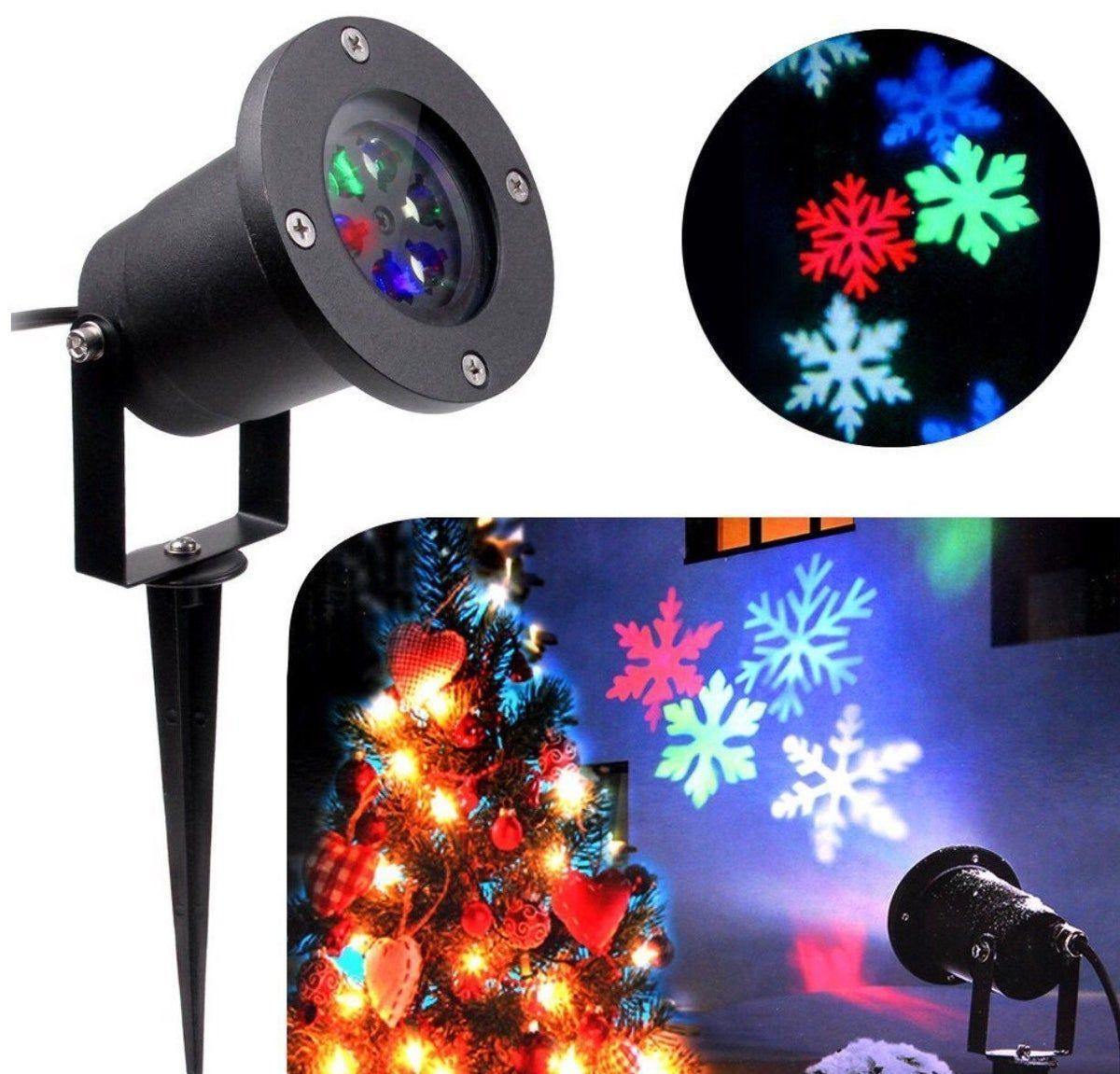 Лазерний проектор Star Shower Color Криву
