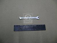 Ключ рожковый 5,5х7 (цинк) (г.Камышин). КГД 5.5х7
