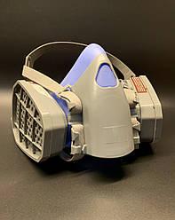 Респиратор STALKER-2 с угольным фильтром АВЕ1