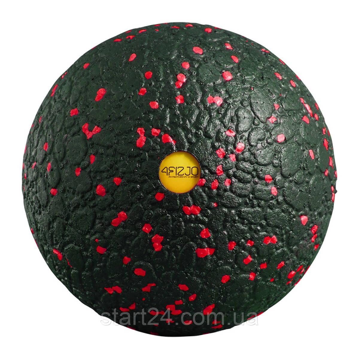 Масажний м'яч 4FIZJO EPP Ball 12 4FJ1271 Black/Red