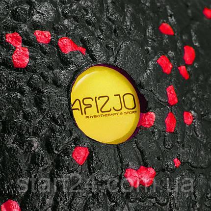 Масажний м'яч 4FIZJO EPP Ball 12 4FJ1271 Black/Red, фото 2