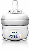 Пляшка для годування Avent Natural 60 мл 0-6 м+ (SCF699/17)