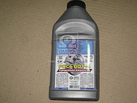 Жидкость тормозная Рось ДОТ-4 Гостовский продукт (Канистра 0,5л/0,375кг). 1645