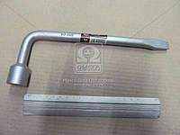 Ключ балонный L-образный 19 мм (Дорожная карта). DK2810-1/19