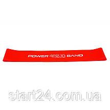 Резинка для фитнеса и спорта (лента-эспандер) 4FIZJO Mini Power Band 0.4 мм 1-3 кг 4FJ0009, фото 2