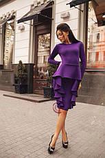 Платье с воланами , фото 2