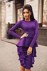 Платье с воланами , фото 3
