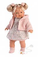 Кукла Llorens 33118 плачущая Роберта 33 см, фото 1