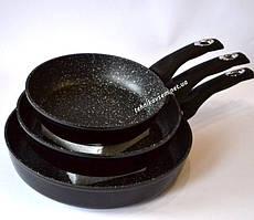 Набор сковородок Edenberg EB-1731 (20cм,24см,28 см)