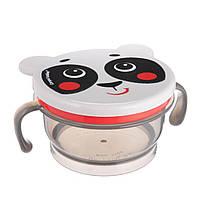 Контейнер для їжі Canpol Babies HELLO LITTLE бежевий (51/008_bei)