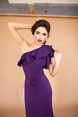 Платье в пол дайвинг , фото 3