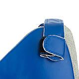 Боксерський шолом турнірний PowerPlay 3084 S синій, фото 7