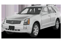Килимки в салон для Cadillac (Кадиллак) SRX 1 2004-2009