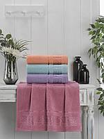 Кухонные полотенца махровые  30*50 (8шт) 450г/м2  (TM Zeron) SARMASIK  DESEN, Турция, фото 1