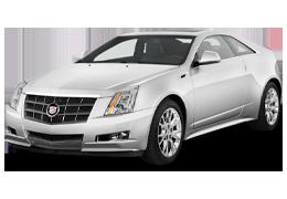 Килимки в салон для Cadillac (Кадиллак) CTS 2 2007-2014