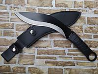 Нож кукри, легендарный нож в для охоты, туризма и рыбалки