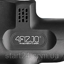 Ручной перкуссионный массажер (массажный пистолет) 4FIZJO Massage Gun PRO+ 4FJ0090, фото 3