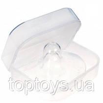 Насадка на сосок Canpol Babies мала EasyStart 2 шт (18/602)