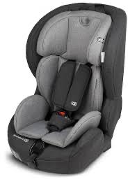 Детское автомобильное кресло для мальчика Kinderkraft Safety-fix 9-36 кг black-grey