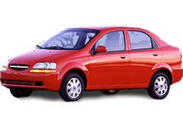 Коврики в салон для Chevrolet (Шевроле) Aveo 2002-2012