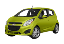 Килимки в салон для Chevrolet (Шевроле) Spark 3 2009-2018