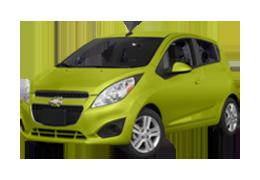 Коврики в салон для Chevrolet (Шевроле) Spark 3 2009-2018