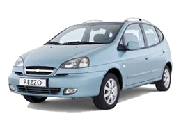 Килимки в салон для Chevrolet (Шевроле) Tacuma/Rezzo 2000-2008