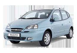 Коврики в салон для Chevrolet (Шевроле) Tacuma/Rezzo 2000-2008