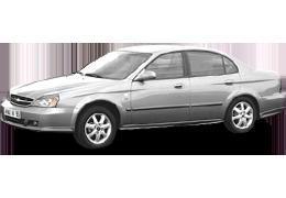 Коврики в салон для Chevrolet (Шевроле) Evanda 2000-2006