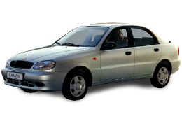 Килимки в салон для Chevrolet (Шевроле) Lanos 1997-2012