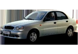 Коврики в салон для Chevrolet (Шевроле) Lanos 1997-2012