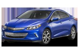 Коврики в салон для Chevrolet (Шевроле) Volt 2 2016-2019