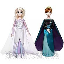 Ляльки Анна і Ельза Дісней Холодне серце 2 Disney Frozen Anna and Elsa