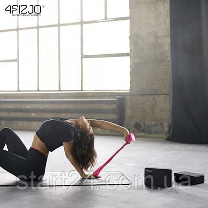Блок для йоги 4FIZJO 4FJ0141 Grey, фото 2