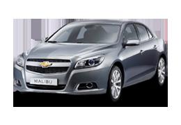 Килимки в салон для Chevrolet (Шевроле) Malibu 8 2012-2015