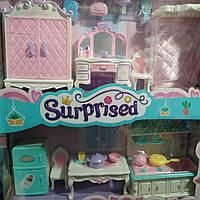 Мебель для кукол;спальня;кухня для кукол