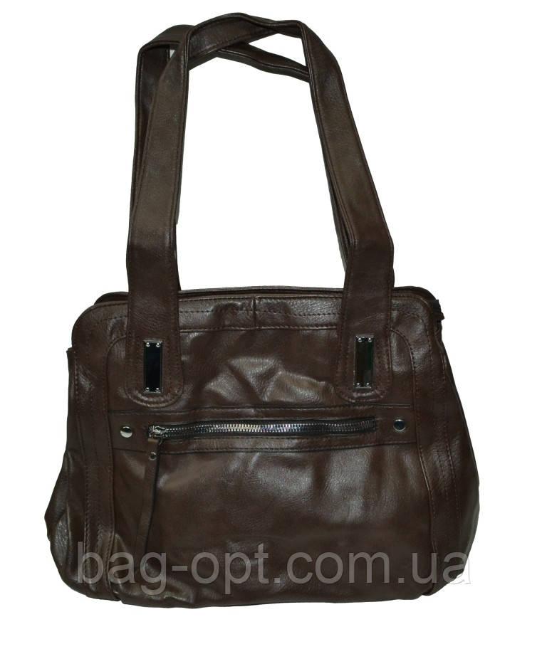 Женская сумка Glamur  (30x26x13 см)