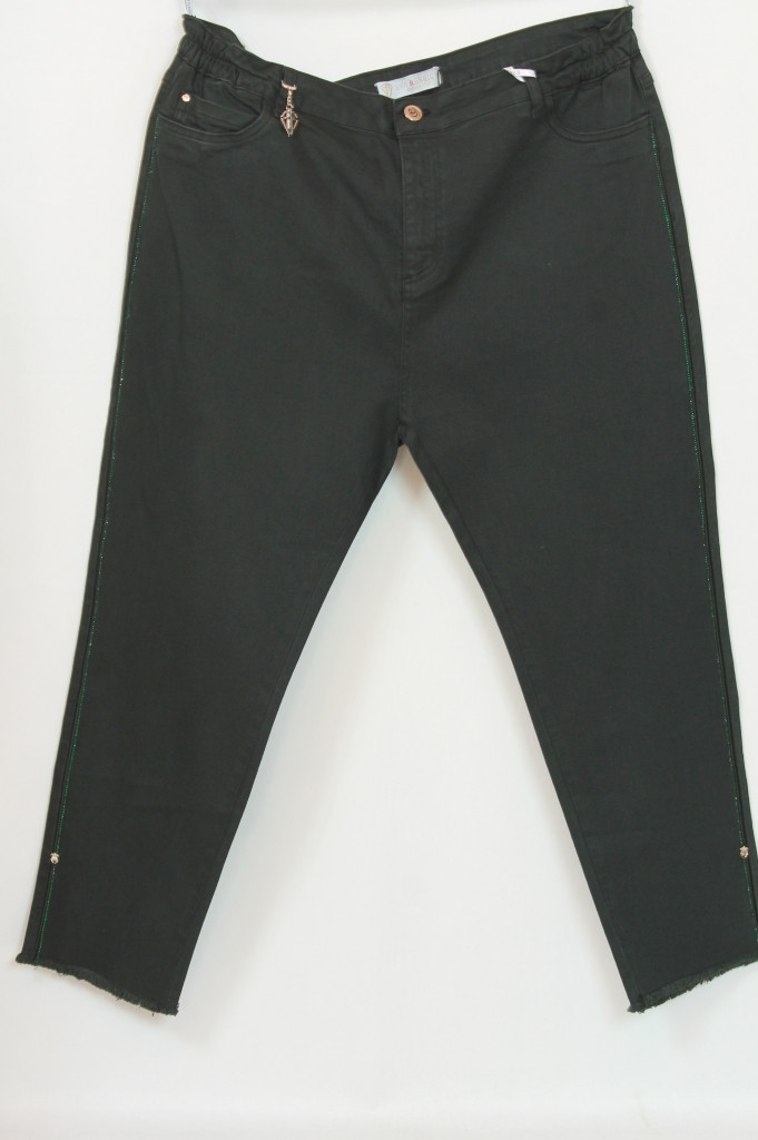 Турецкие женские джинсы больших размеров 56-64