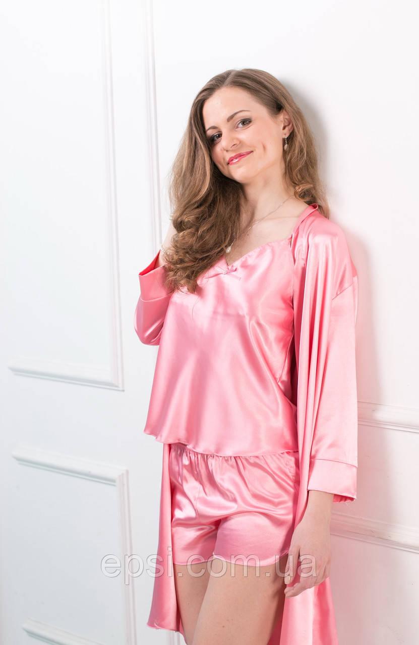 Пижама Aniele 3123 XL Розовая