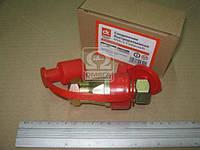 Головка соединительная Евро М16х1,5 красная MB, MAN . БРС-63