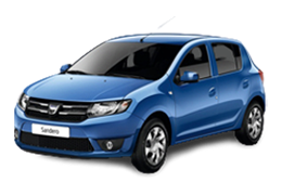 Килимки в салон для Dacia (Дачия) Sandero 2 2013-2017