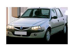 Килимки в салон для Dacia (Дачия) Solenza 2003+