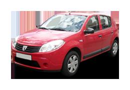 Килимки в салон для Dacia (Дачия) Sandero 1 2007-2012