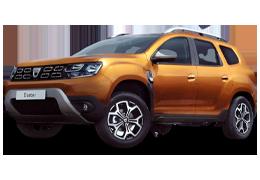 Килимки в салон для Dacia (Дачия) Duster 2 2018+